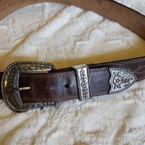 Ariat Genuine leather Belt  Size 30/75